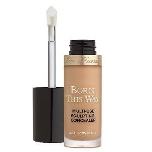Too Faced Born This Way sculpting  concealer Honey